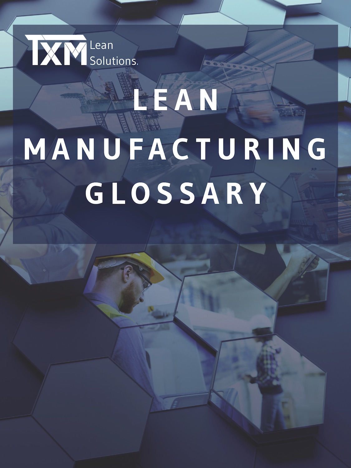 Lean Manufacturing Glossary Cover